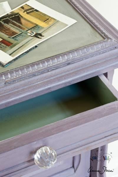 Prøveboks 120ml, Emile Chalk Paint(tm) dekorativ Paint by Annie