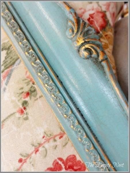 Kraqueleour lakk, step 2 Chalk Paint(tm) dekorativ Paint by Anni