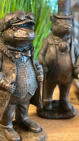 Bilde av Padda, Toad fra Det suser i