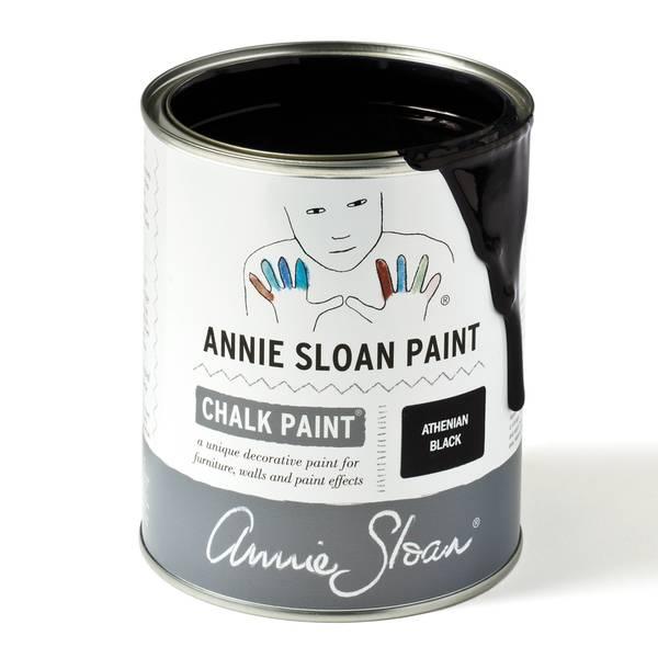 Chalk Paint Athenian Black 1 l