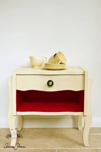 Cream, Chalk Paint(tm) dekorativ Paint by Annie Sloan
