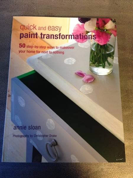 Paris Grey Chalk Paint(tm) dekorativ Paint by Annie Sloan