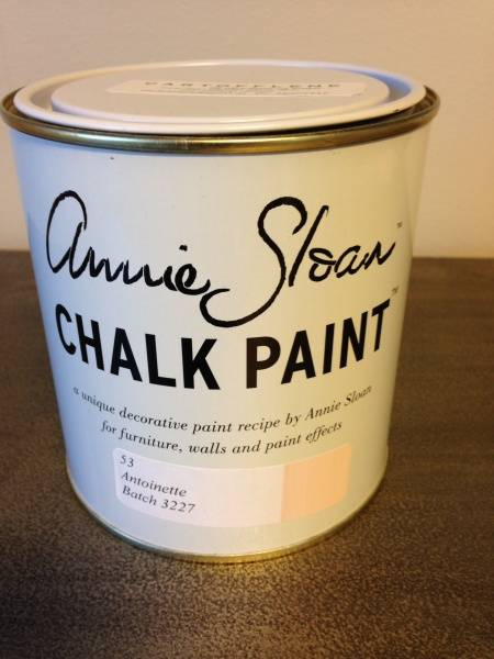 Prøveboks 120ml, Antoinette Chalk Paint(tm) dekorativ Paint by A