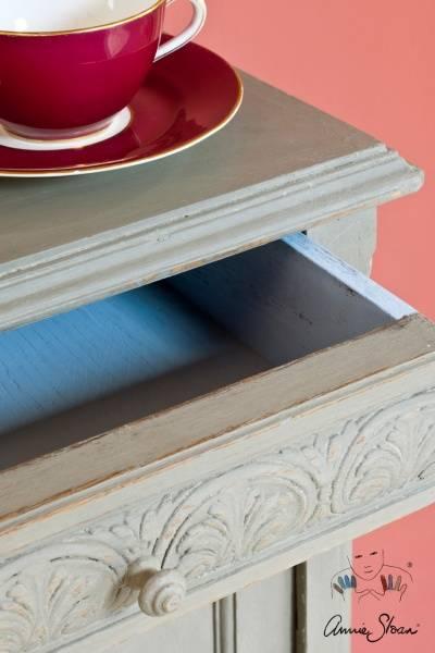 Prøveboks 120ml, French Linen Chalk Paint(tm) dekorativ Paint by