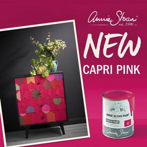 Bilde av Capri Pink 1 l, chalk paint