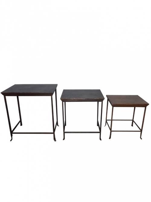 Bilde av NESTING SIDE TABLE S3