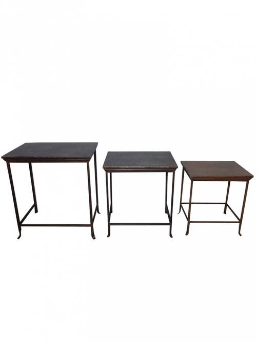 Bilde av NESTING SIDE TABLE S3