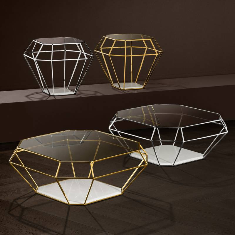 Bilde av ASSCHER COFFEE TABLE