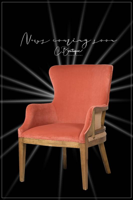 Bilde av ORANGE UNCONSTRUCTED CHAIR