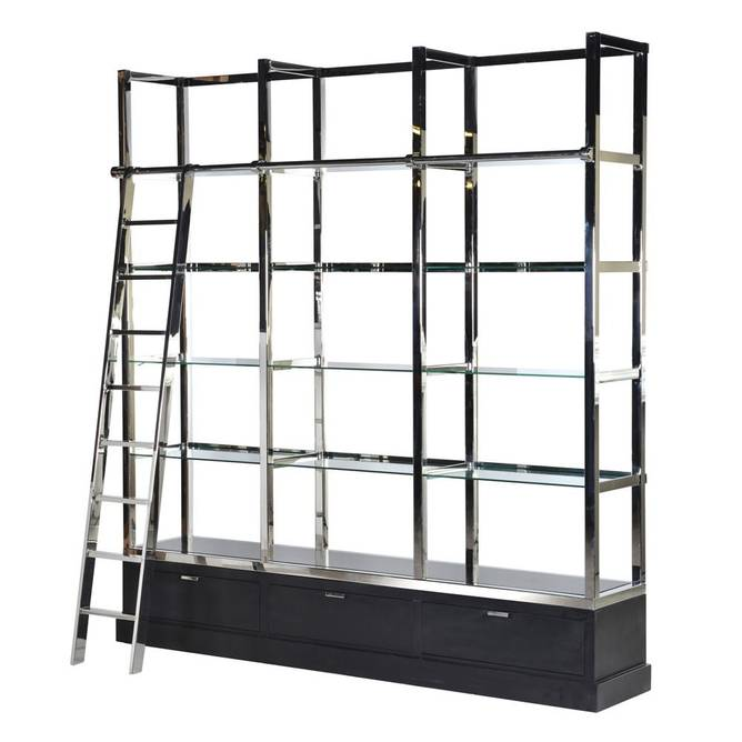 Bilde av LIBRARY SHELVES UNIT
