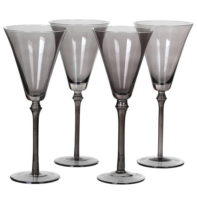 Bilde av SMOKY RED WINE GLASS