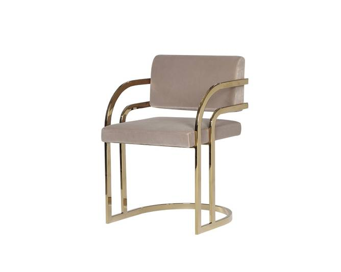 Bilde av DYLAN DINING CHAIR MINK
