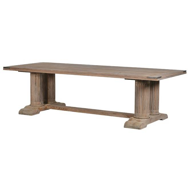 Bilde av COLUMN LEG DINING TABLE 270 CM