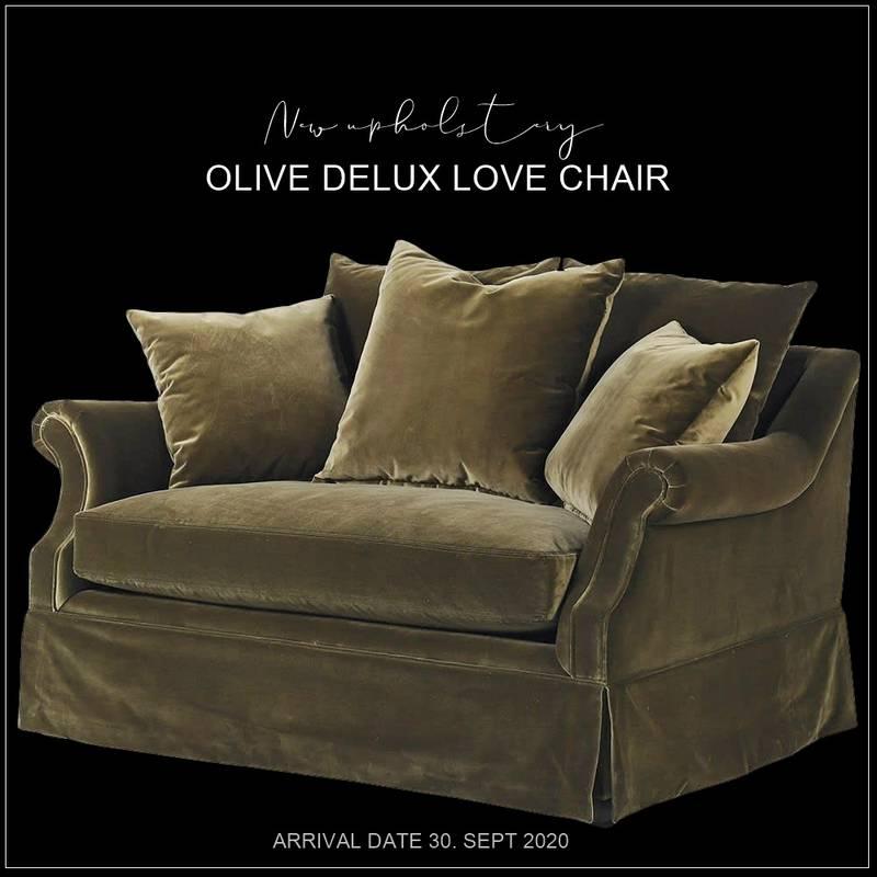 Bilde av OLIVE DELUX LOVE SEAT