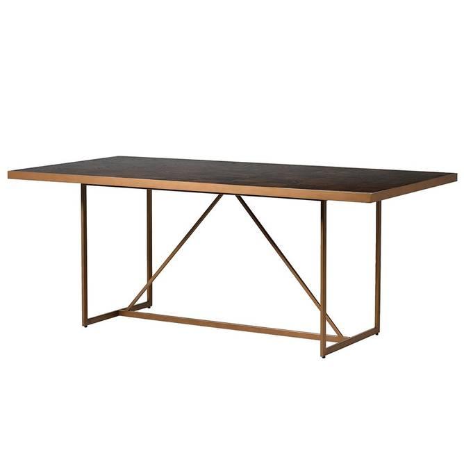 Bilde av PARQUET DINING TABLE