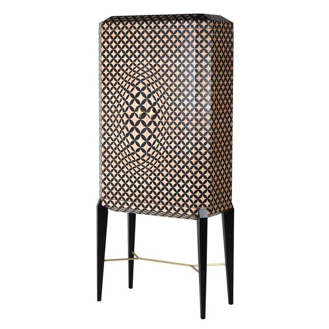Bilde av ART PATTERNED CABINET 100 KG