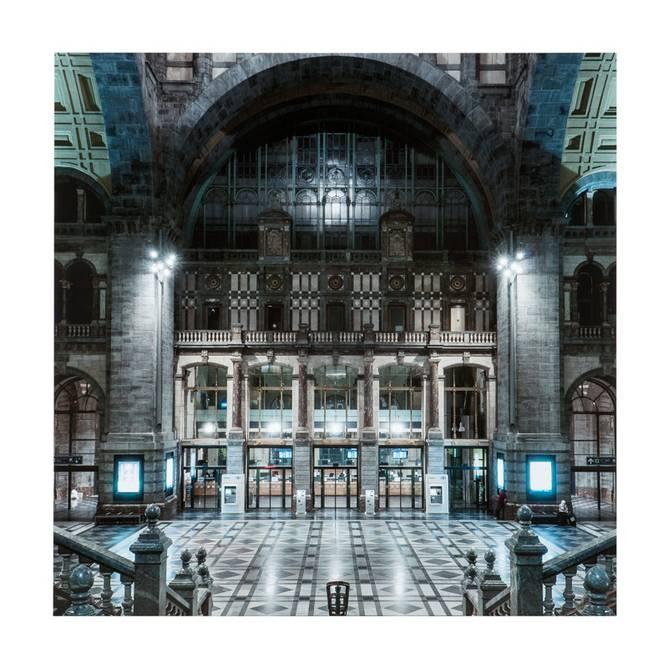 Bilde av EICHHOLTZ Print Central Station II