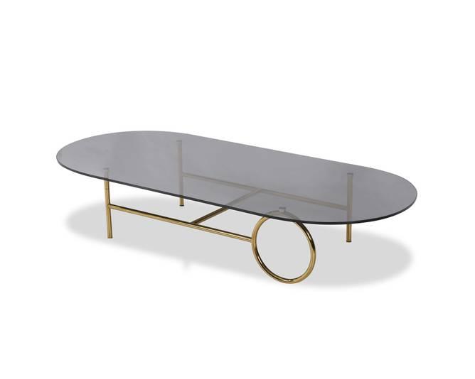 Bilde av MEMOIRE COFFE TABLE OVAL