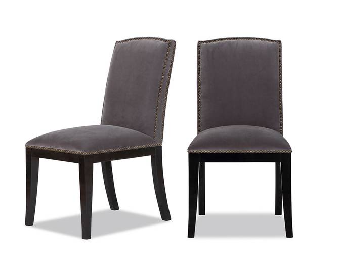 Bilde av MAPLE DINING CHAIR GREY