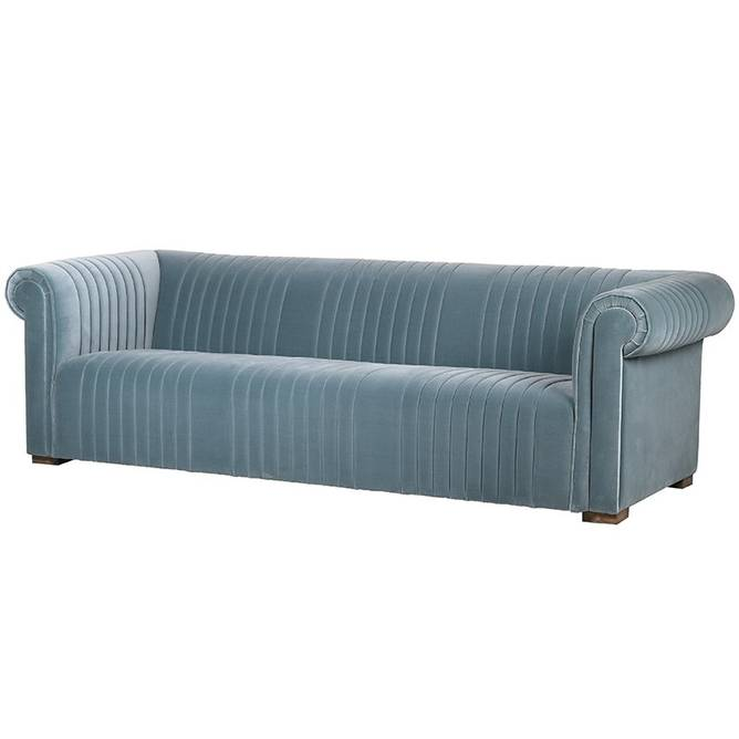 Bilde av BLUE GILBERG SOFA