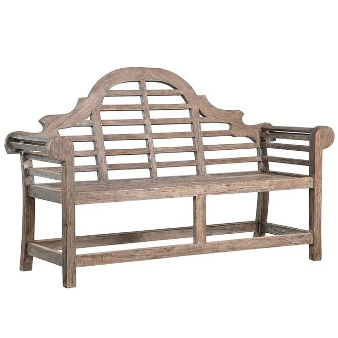 Bilde av FRENCH 2 SEAT BENCH