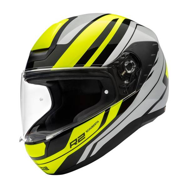 Schuberth R2 Helhjelm - Enforcer Yellow