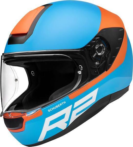 Schuberth R2 Helhjelm - Wing Blue