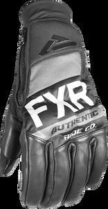 Bilde av FXR Transfer Pro-Tec Leather Hanske - Black ops