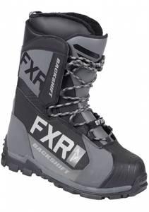 Bilde av FXR Backshift Speed Boot - Black/Char