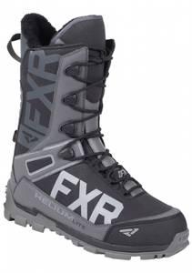 Bilde av FXR Helium Lite Speed Boot - Black/Charcoal