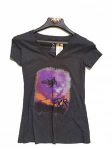 Bilde av FXR Womens T-shirt Grey/Purple
