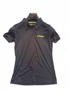 Bilde av FXR Womens T-shirt Black/Neon