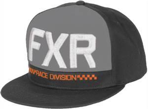 Bilde av FXR Helium Hat OS Black/Orange
