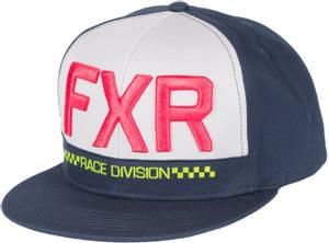 Bilde av FXR Helium Hat OS Navy/Red