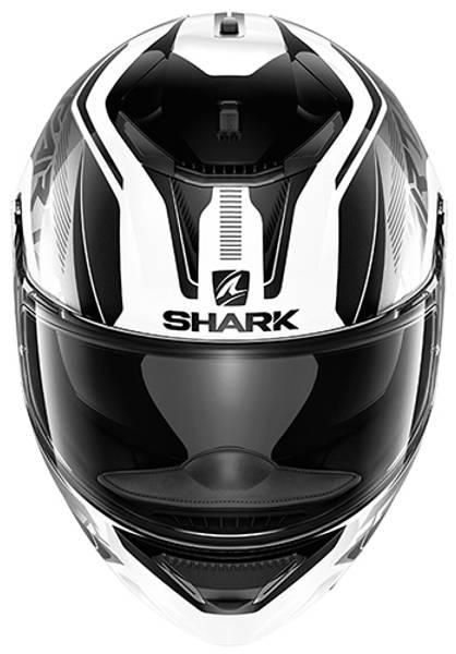 Shark Spartan Karken - Sort/Hvit