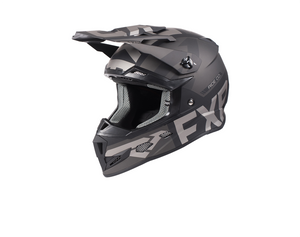 Bilde av FXR Boost Evo Helmet - Black Ops