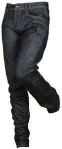 Bilde av Macna/Booster Kevlar Jeans 650 - Dark wash