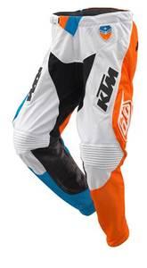Bilde av KTM SE Slash Pants - White