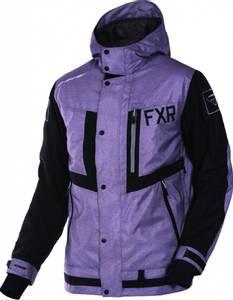 Bilde av FXR Mens Caliber Jacket Mid Grey Heather/Black