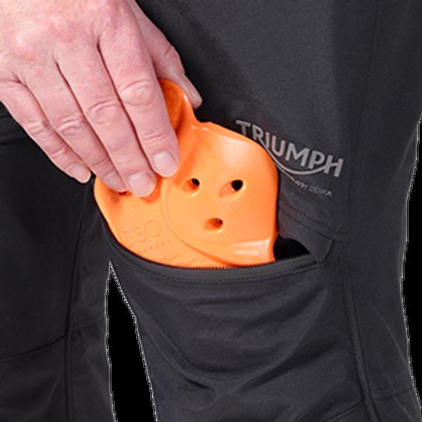 Triumph Bowland Bukse - Sort