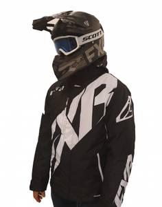 Bilde av FXR Mens Revo CX Jacket Black/White