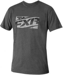Bilde av FXR Mens Throttle Tech T-Shirt Charcoal/Grey
