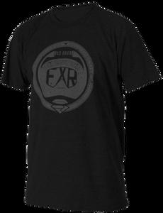 Bilde av FXR Mens Holeshot T-Shirt Black