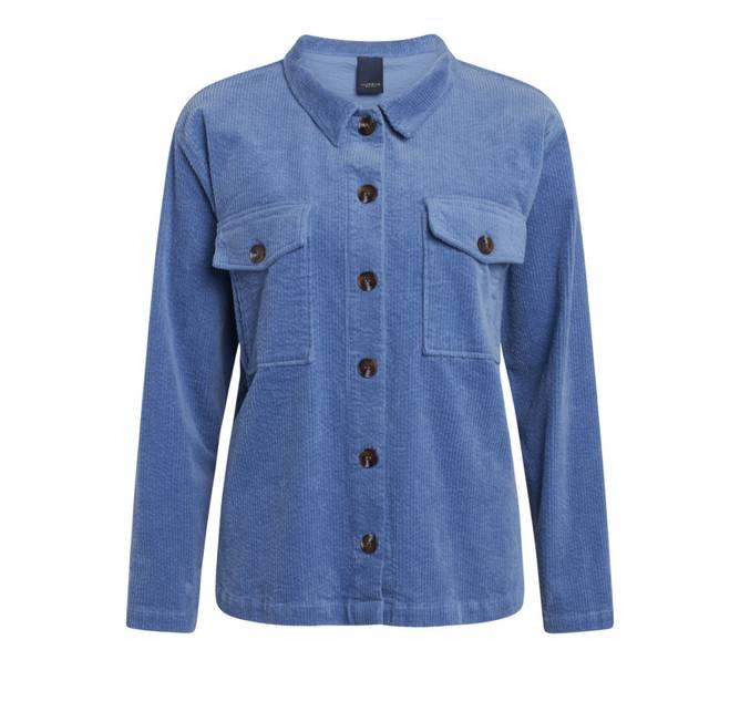 Bilde av Sif Shirt Frozen Blue