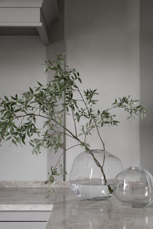 Bilde av Klar vase - Small
