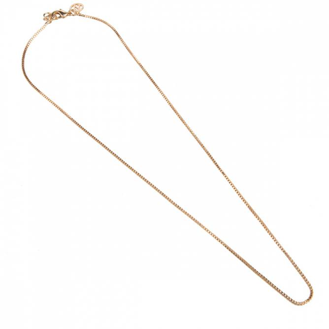Bilde av HugMe chain 45 cm gold