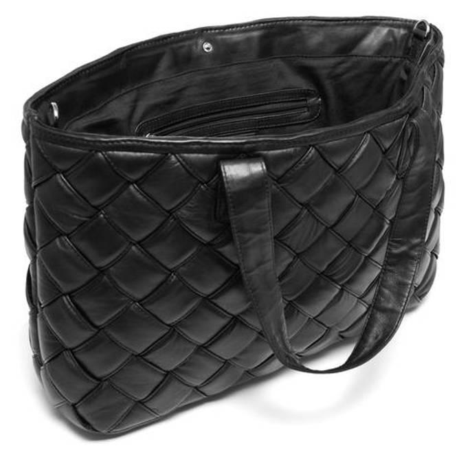 Bilde av Large leather bag