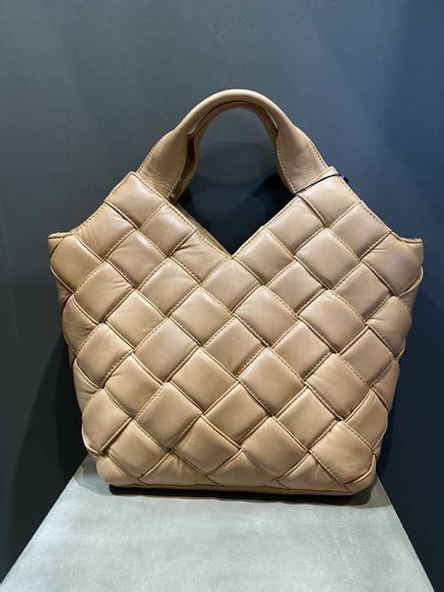Bilde av Fashion leather bag large