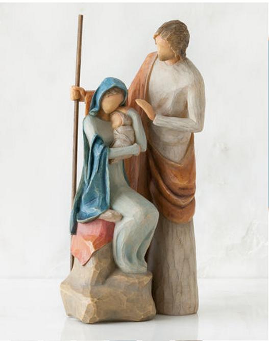 Bilde av The holy family