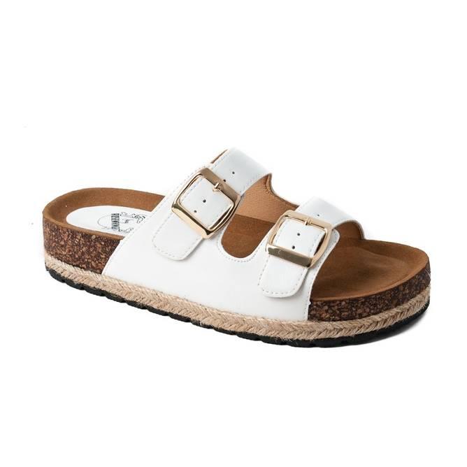 Bilde av Hilde sandaler - Hvit